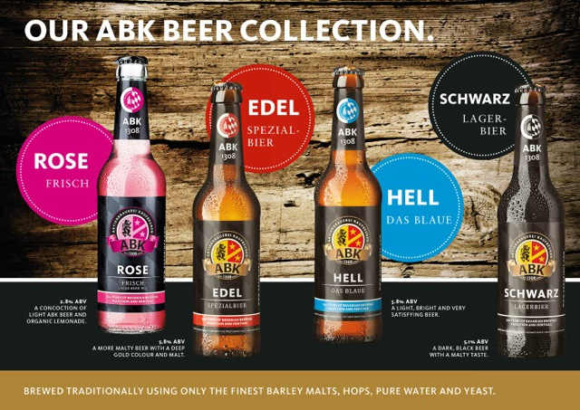 Our ABK Beer Collection